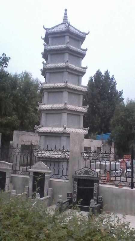 寺院舍利塔 寺庙佛塔