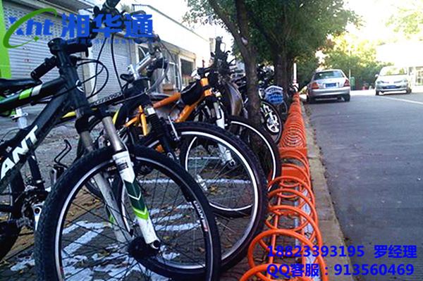 所以要选择自行车停车,电动车摆放架,非机动车停放架,卡位式停车架