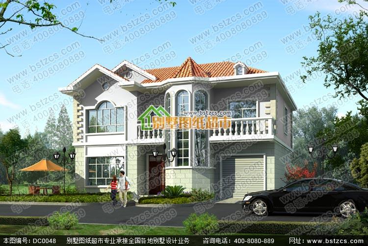 农村建房设计图_农村别墅设计图纸_农村自建房设计