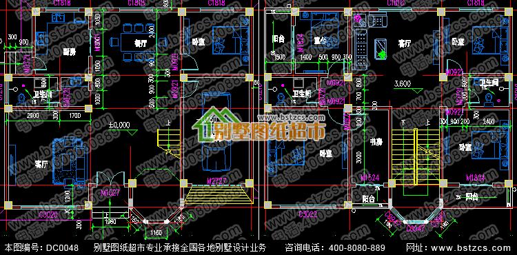农村建房设计图_农村别墅设计图纸