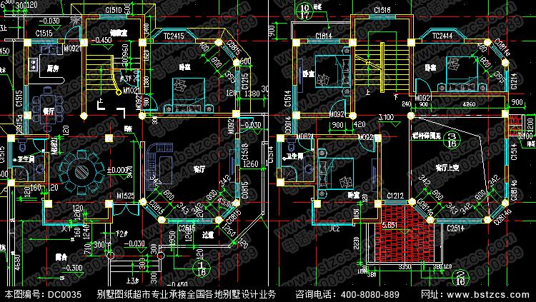 农村建房造型图_别墅设计图纸_新农村自建房设计_湖南