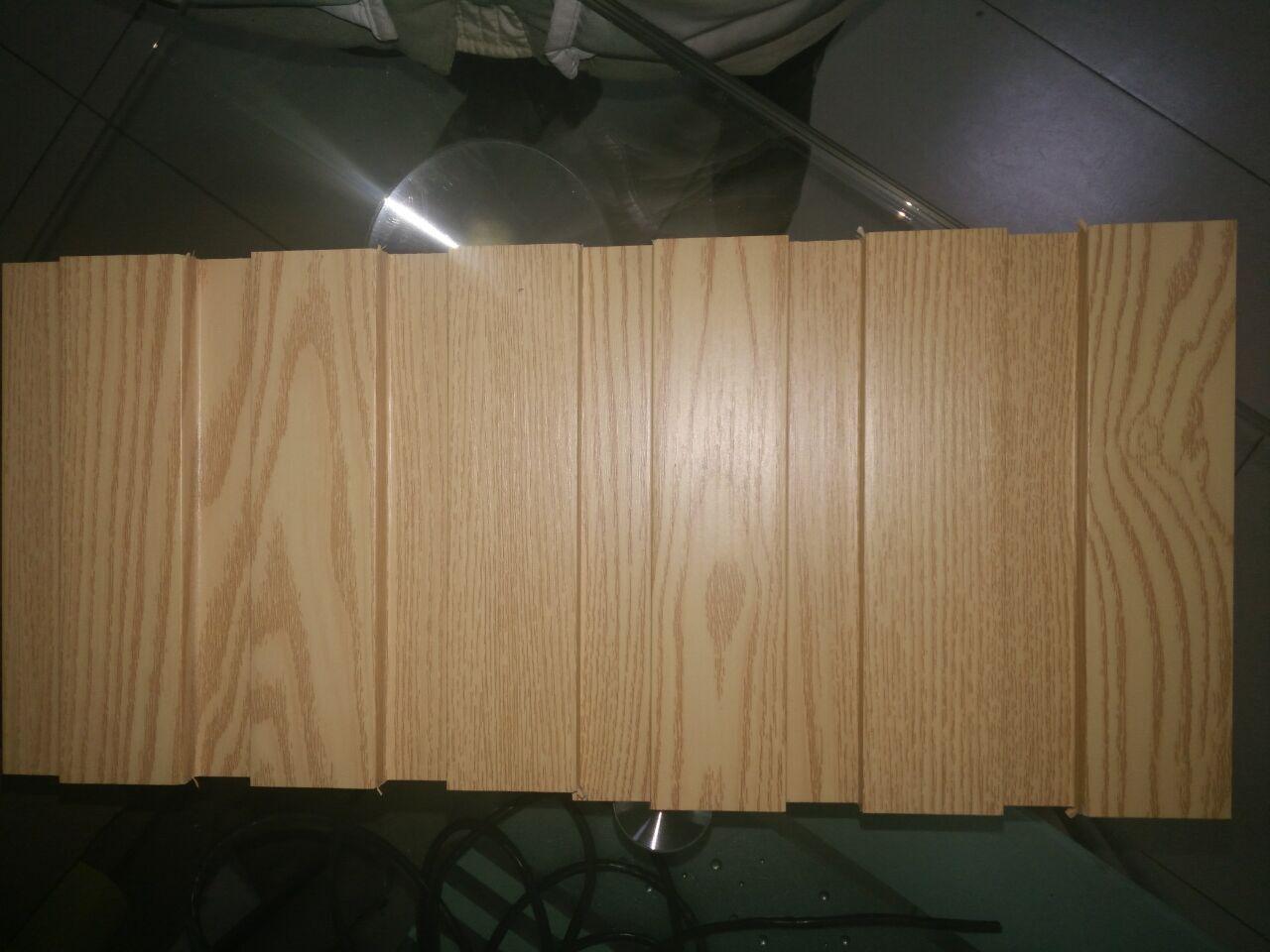 生态木方木吊顶安装方法 隔断安装方法厂家知道