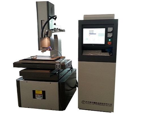 CNC数控电火花小孔加工机床