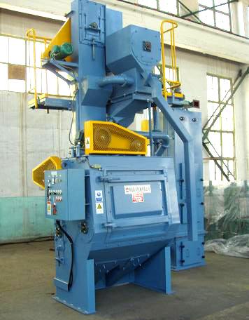 江苏龙特q6915辊道式抛丸机 钢结构喷丸机 钢板型材喷砂设