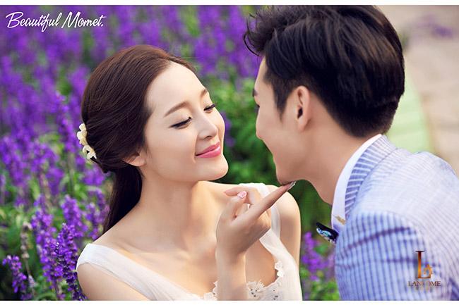上海中式婚纱照作品欣赏_婚纱摄影