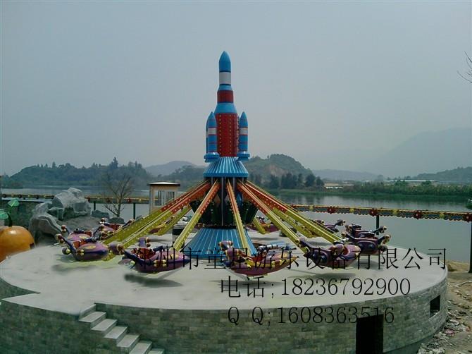 郑州童星游乐专业生产自控飞机类游乐设备厂家