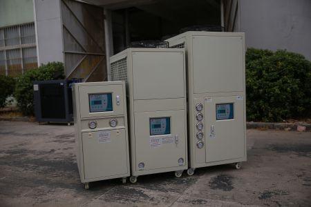 湛江风冷式冷水机,湛江水冷式冷水机