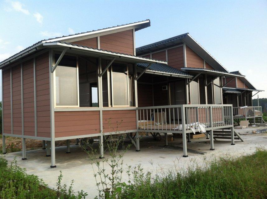 陕西木塑厂家|西安木塑外墙板|汉中生态木别墅|景区幕墙 安徽木塑材料