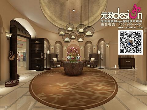 养生馆设计_北京元致美秀环境艺术设计有限公司