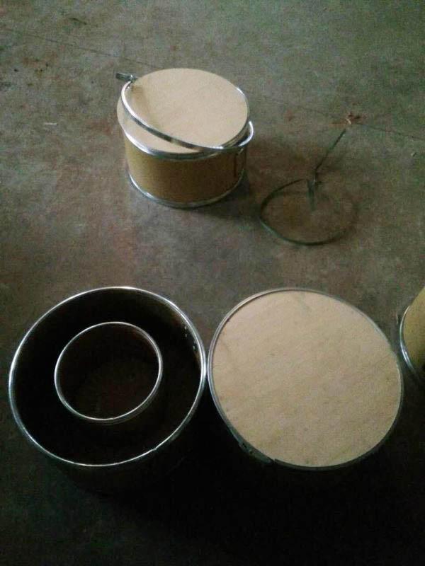 河南塑料盖纸板桶厂家直销