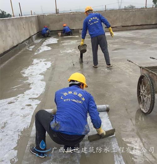 北海防水公司-屋顶卷材防水的步骤和注意事项
