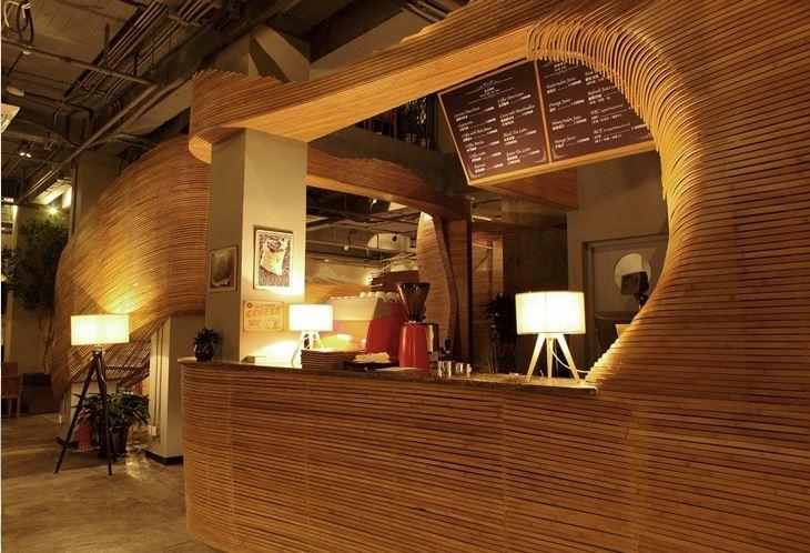 特色咖啡馆装修_上海咖啡厅装修公司 咖啡厅设计 咖啡屋设计 咖啡馆