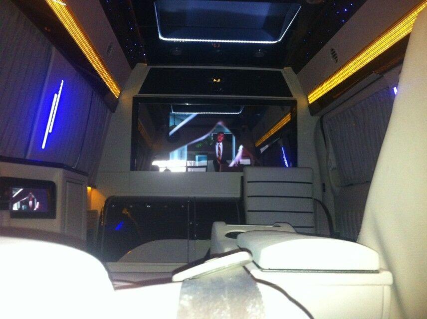 斯宾特315商旅款房车参数|配置,豪华房车内部图片