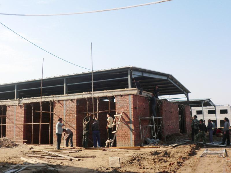 建筑钢结构优选西安东立钢构技术领先|安康建筑钢结构
