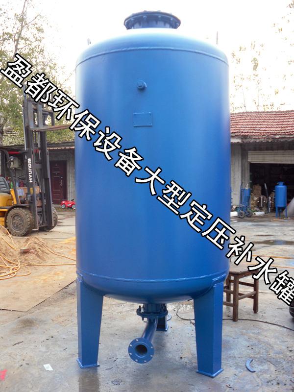 产品型号:隔膜式气压罐图片