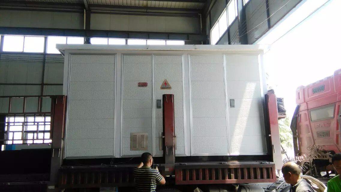 国网神农架林区400kva景观箱式变压器型号