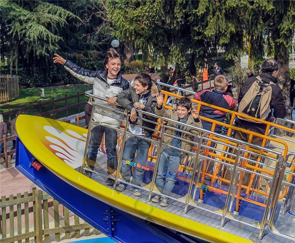 2016年最新款儿童公园游乐设施冲浪者直销