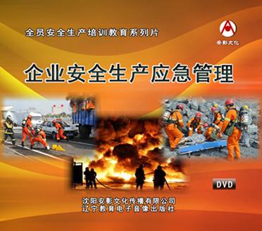 企业安全生产应急管理(2dvd)