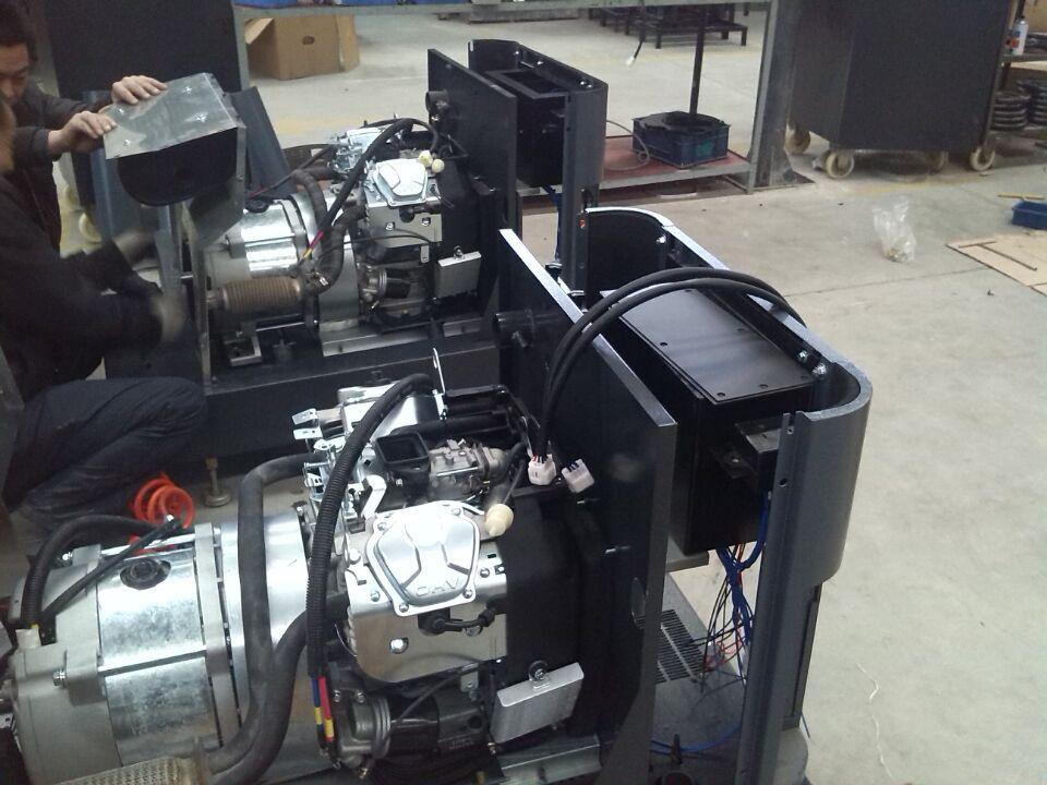 康明斯8千瓦静音型柴油发电机价格