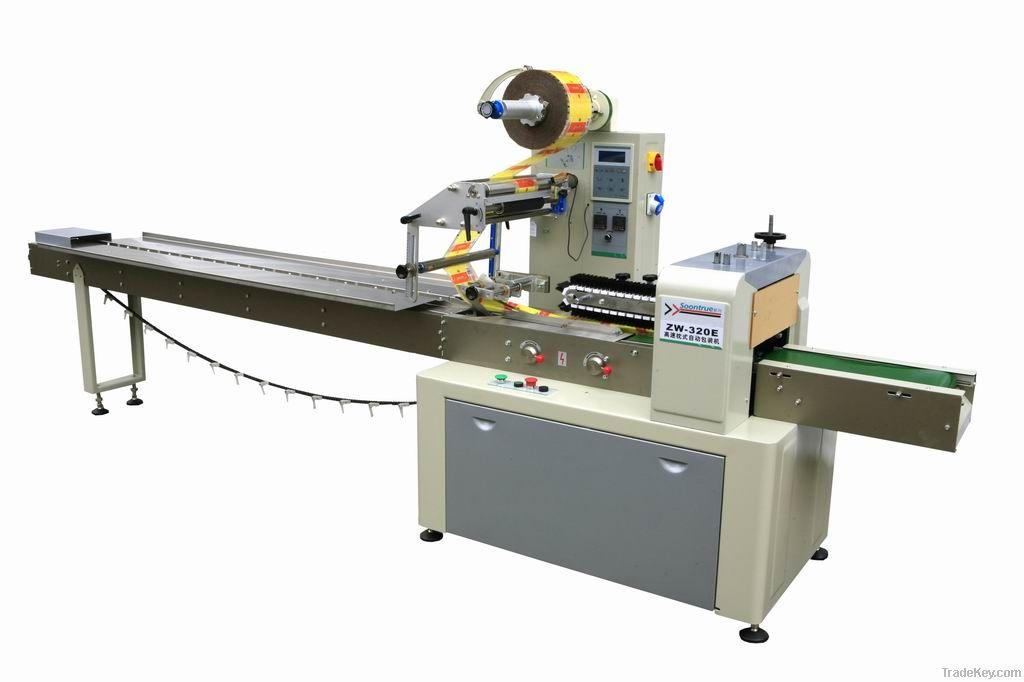 勒流包装机械外观设计,勒流包装机械工业设计