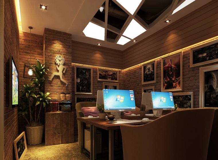 网咖设计费用_上海网咖设计公司图片