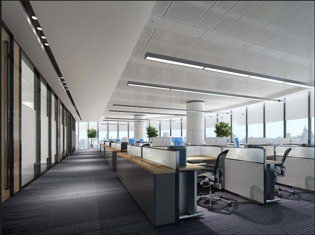 鄭州辦公室設計裝修公司哪家好