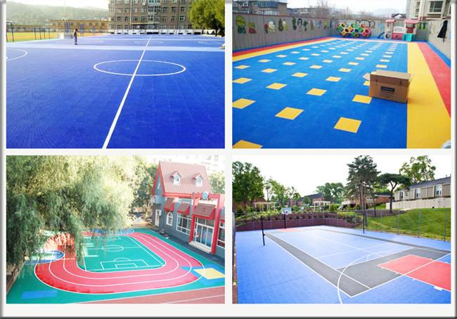 廊坊幼儿园悬浮地板 悬浮拼装地板价格