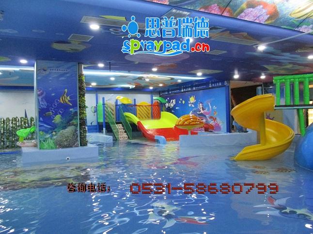 开辟儿童 室内恒温儿童水上乐园 室内儿童水上乐园厂家