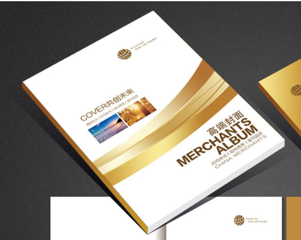 广州天河画册设计排版印刷 宣传手册印刷 产品画册 个人图册定制