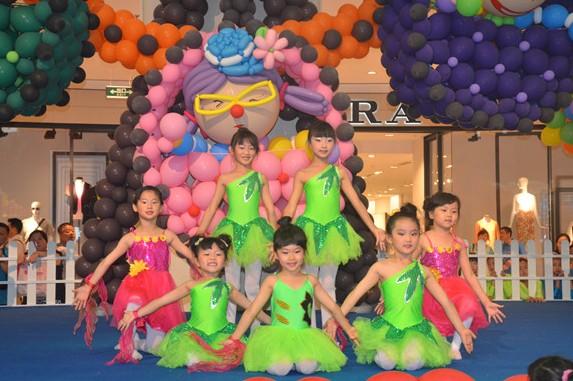 上海六一儿童节场地布置,活动策划公司