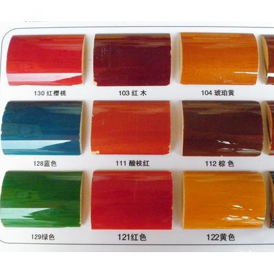 家具油漆調色表