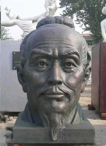 人物雕塑/名人头像雕塑/纪念雕塑