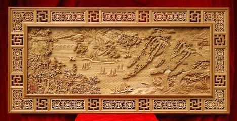 木雕/实木雕刻/木雕刻字/实木圆雕
