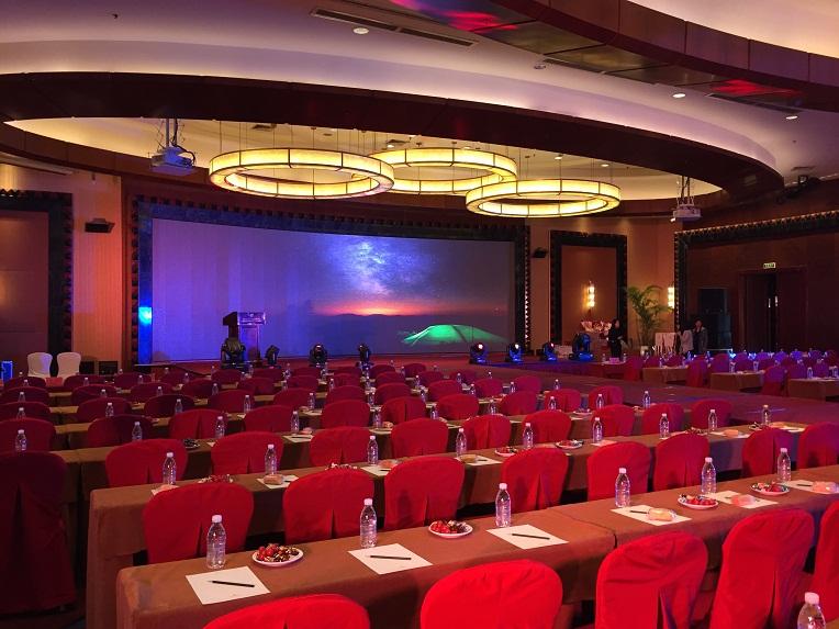上海异形木结构制作,舞台异形木结构背景板搭建公司