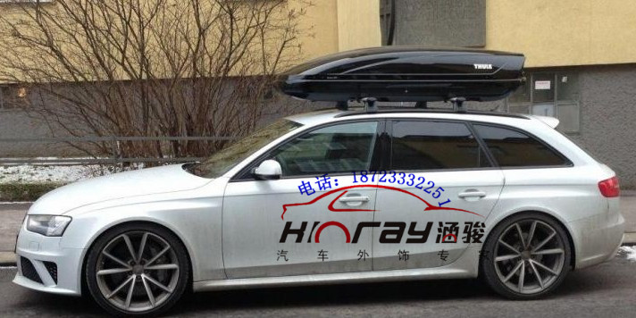 重庆买车顶行李箱 拓乐车顶箱 通用车顶行李箱 重庆拓乐总代 拓乐总部位于瑞典HILLERSTORP市,公司成立于1942年,至今已有60余年的历史,是目前世界上最大的汽车顶架制造企业,其主要产品有两大部分:汽车顶部固定顶架系统,THULE已成为一些著名的汽车制造商的长期合作伙伴,如福特、马自达、三菱、日产、欧宝、丰田、沃尔沃、大众、宝马、陆虎、铃木等等。THULE已为世界上各种品牌的小轿车和中小型客车设计出合适的车架,可以运载各种器材,如自行车、滑雪板、帆板、冲浪板等。加装THULE(拓乐)顶箱后也可以装