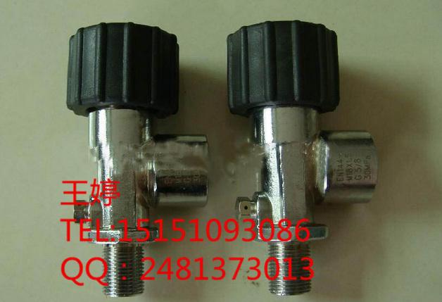 气瓶阀:具有高压安全装置图片
