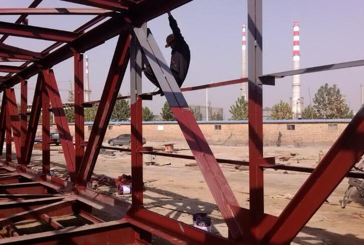 萍乡钢结构防腐刷油漆公司欢迎您