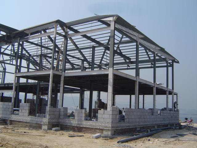 上海睿玲钢结构阳光房安装设计