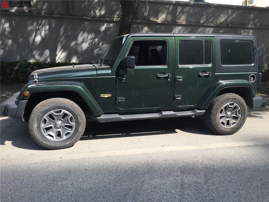 牧马人车队 上海租jeep牧马人