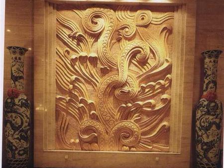 广西砂岩浮雕 广西欧式构件