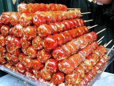 正宗冰糖葫芦的制作方法 正宗糖葫芦加盟 北京糖葫芦加盟