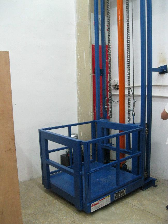 河北单体导轨式液压升降平台厂家直销