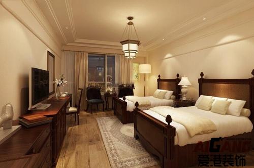 重庆酒店装修设计风格四:光亮派