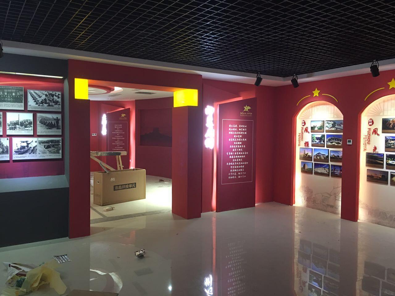 湖南展厅设计制作_湖南杰克展览装饰工程有限公司