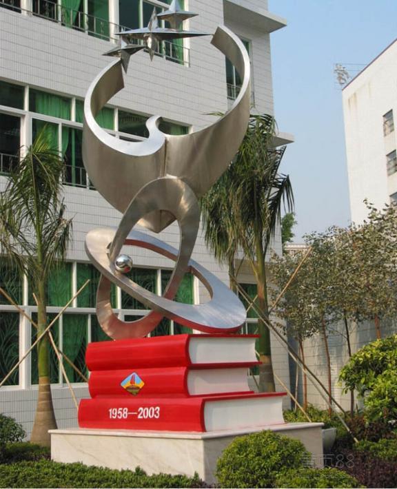 【郑州同泰雕塑】优秀的景观雕塑是城市标志和象征的载体!