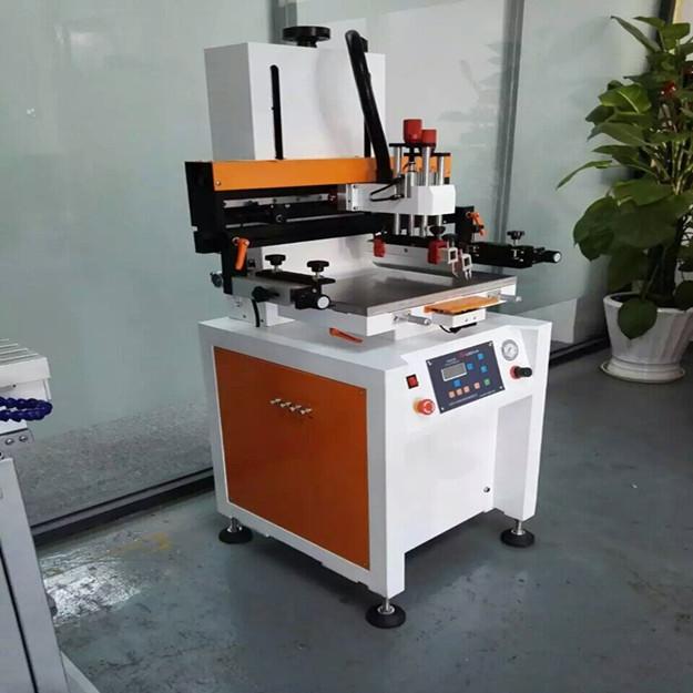 小型印刷机_2016新款力沃印刷厂设备 丝印对位吸塑 小型名片印刷机