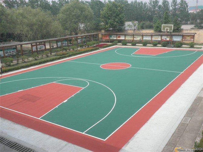 柘城塑胶篮球场(有限公司欢迎光临)