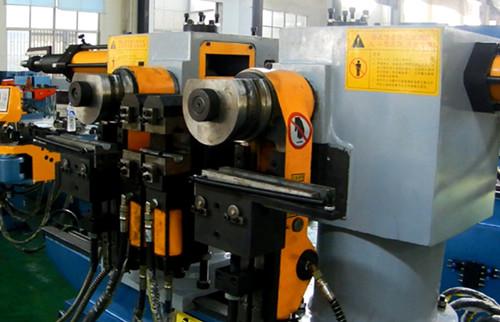 浙江液压弯管机双头自动弯管机单头半自动弯管机