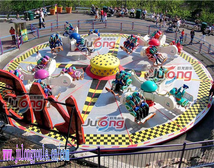 兒童游樂場加盟戶外游藝設施霹靂風暴游樂場項目