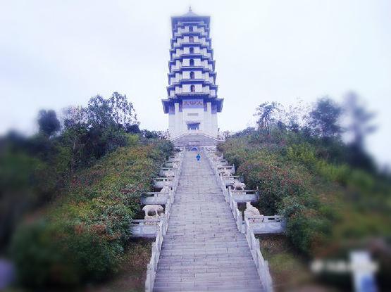 公园风景区桥扶手石材栏杆